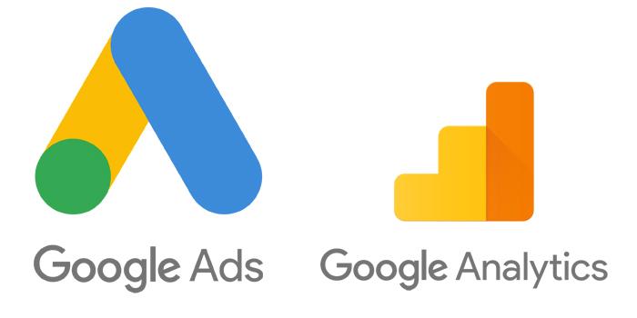 Logá Google Ads a Google Analytics