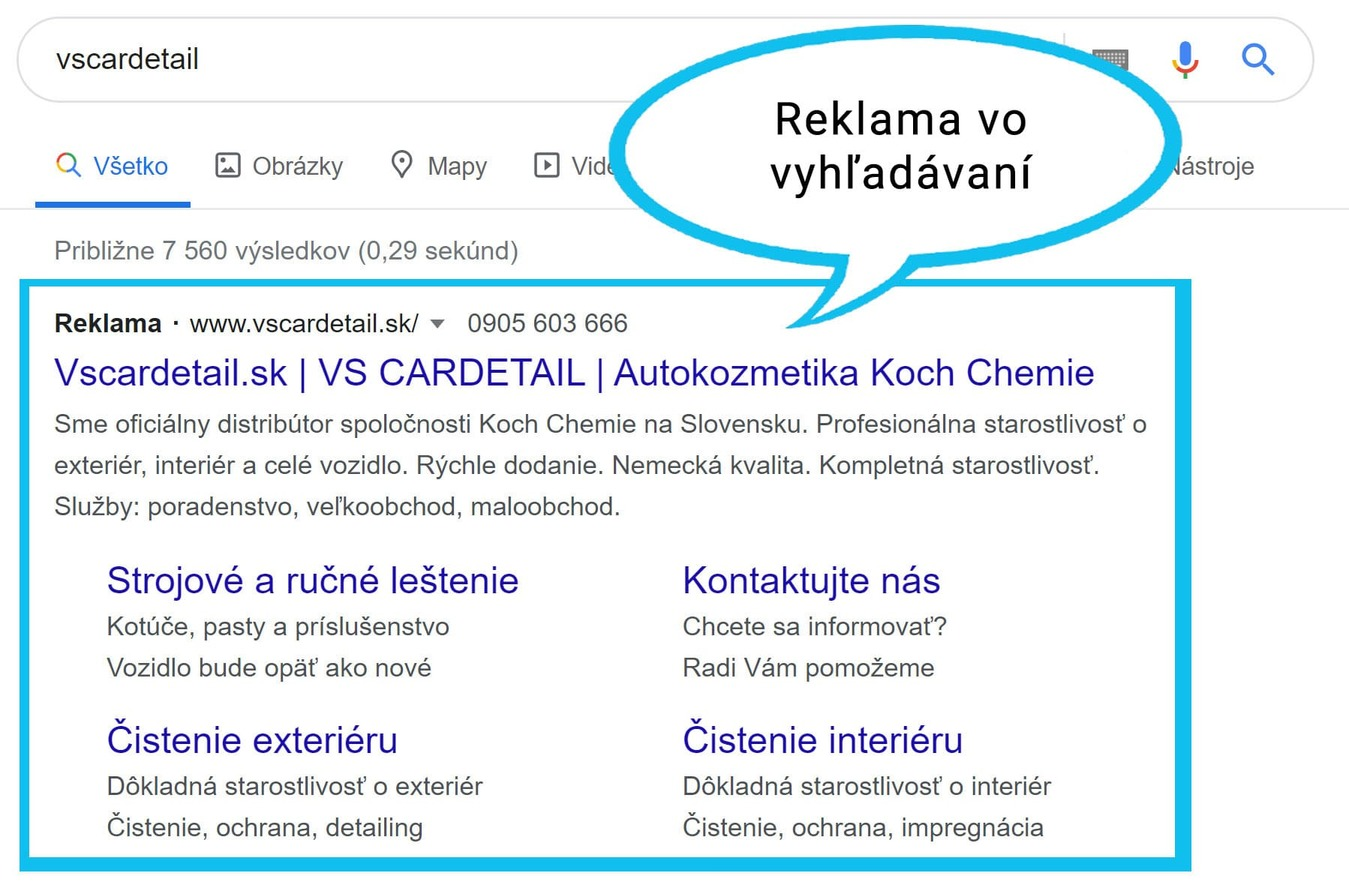 Google-reklama-vyhladavanie
